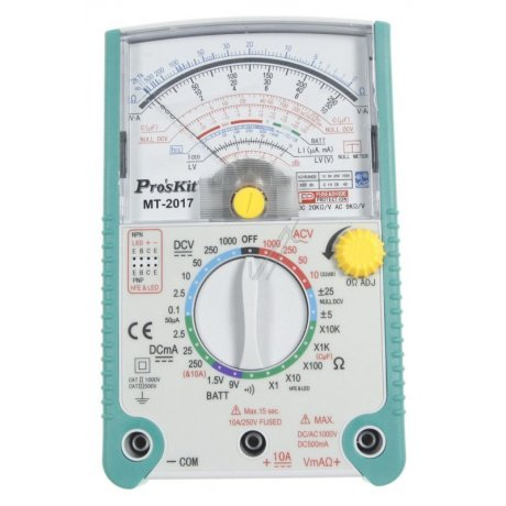 Analog multimeter me 25 matje