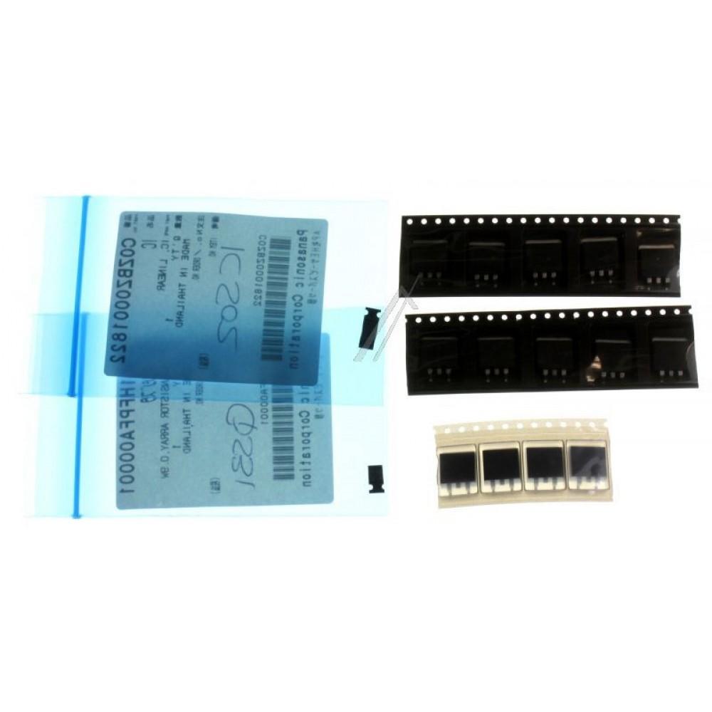 KIT372 - Set per riparim Panasonic TNPA5330