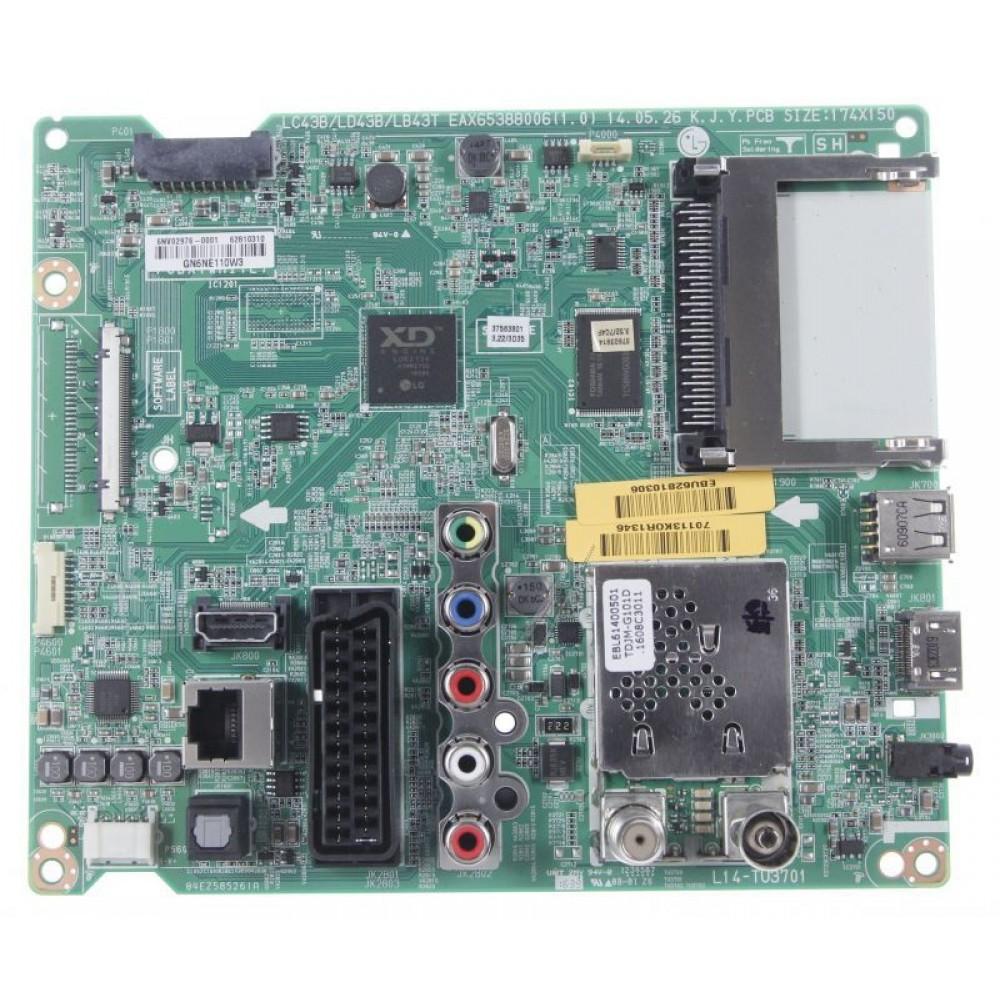 LG Mainboard EBU62810306 / EAX65388006