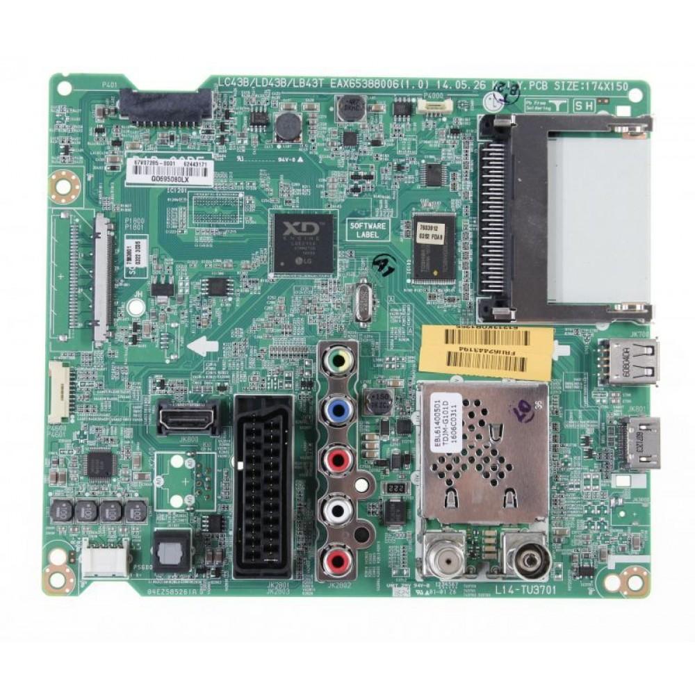 LG Mainboard EBU62443194 / EAX65388006