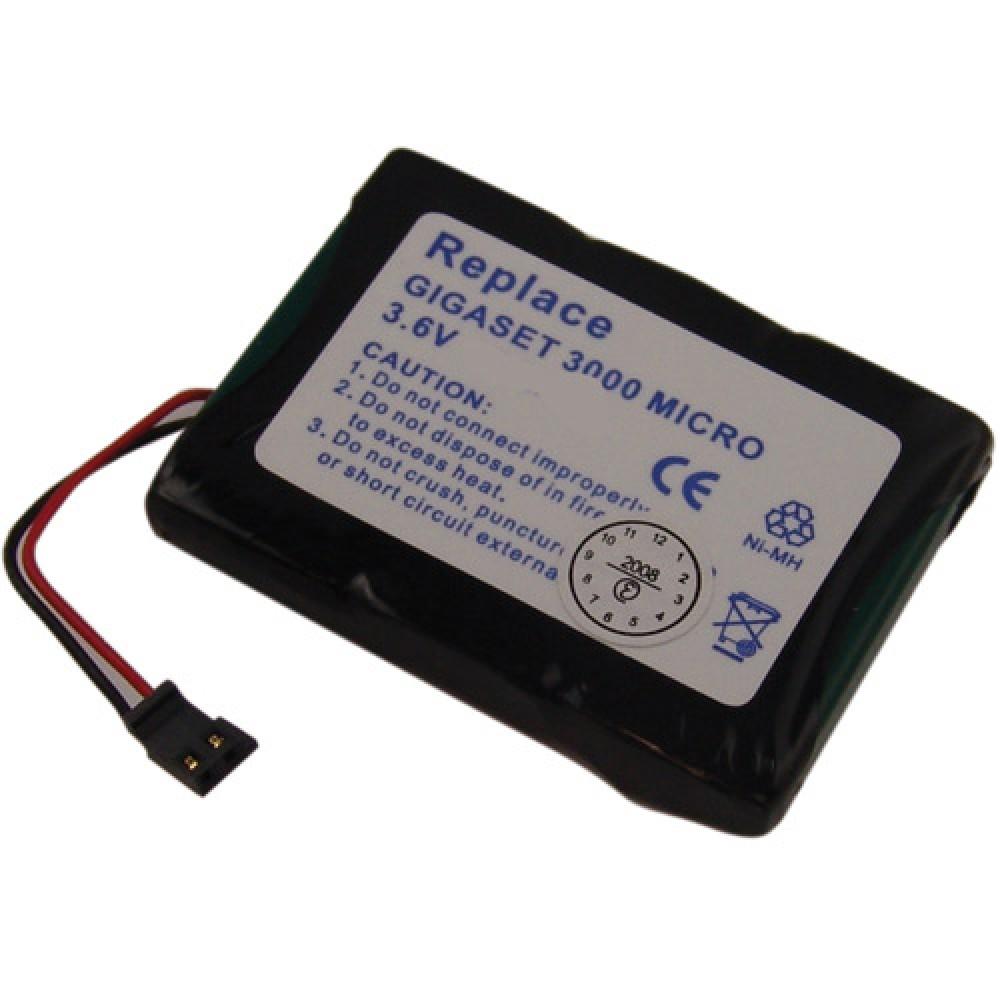Bateri per telefon 3,6V-600MAH SIEMENS