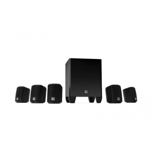 JBL 5.1 Dolby Surround System with Powered Subwoofer