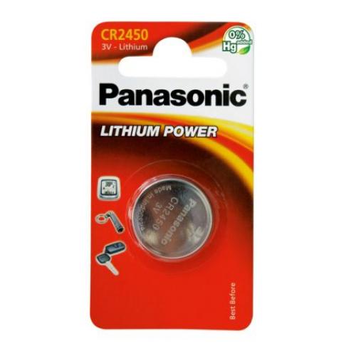 Bateri Panasonic CR-2450L
