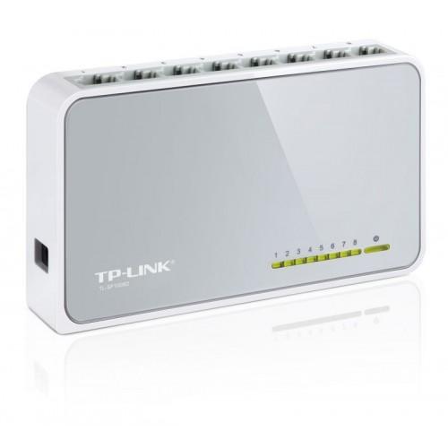 Switch Interneti me 8 porte 10/100 Mb/s TP-Link