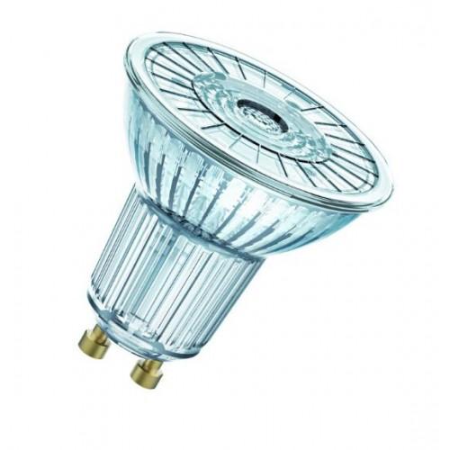 Osram LED 4.3W LED LAMP GU10 e bardhe e ftofte