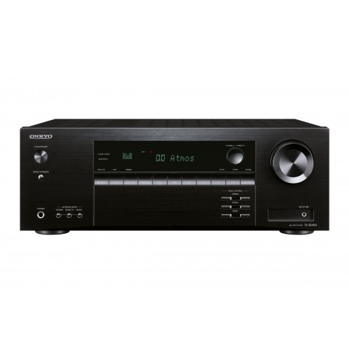 Perforcues zeri 7.2 ONKYO Black / 7.2-Channel A/V Receiver - Dolby Surround System