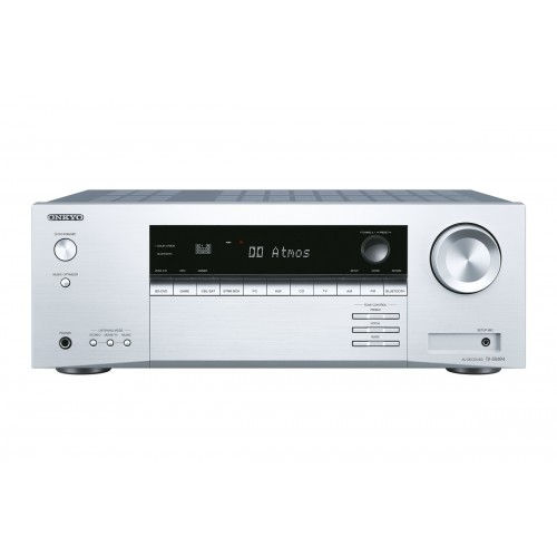 Perforcues zeri 7.2 ONKYO Silver/ 7.2-Channel A/V Receiver - Dolby Surround System
