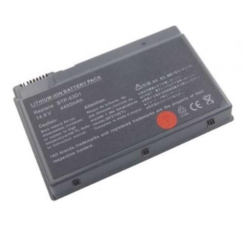 Bateri llaptopi per Acer  14,8V-4400MAH LI-ION