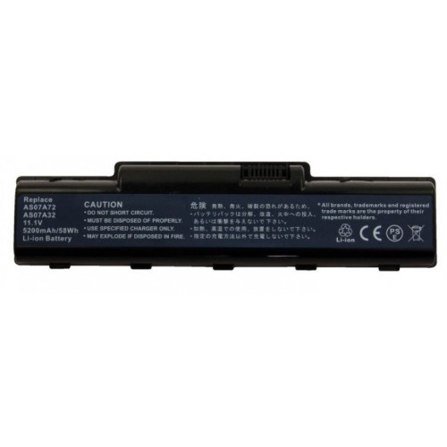 Bateri llaptopi per Acer 11,1V-5200MAH LI-ION
