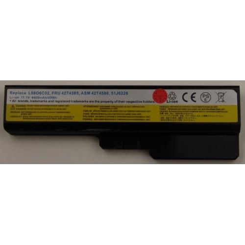 Bateri per llaptop Lenovo 11,1V-4400MAH LI-ION