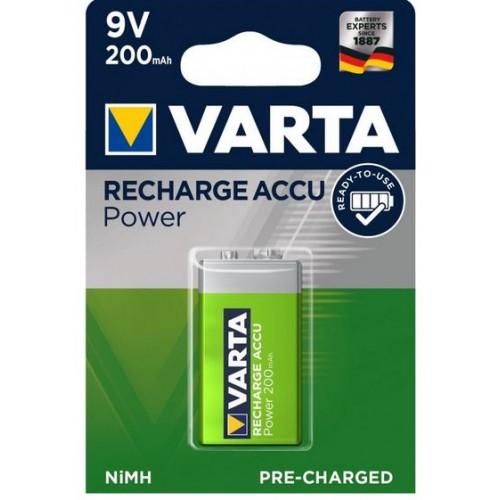 Bateri origjinale VARTA 9 Volt bllok per paisje te ndryshme