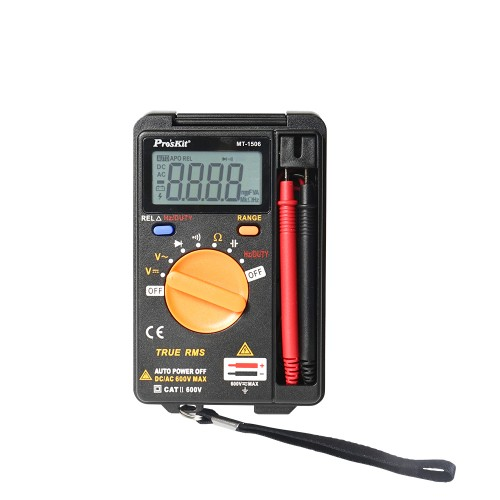 Instrument multimeter automatik TRUE RMS - Proskit