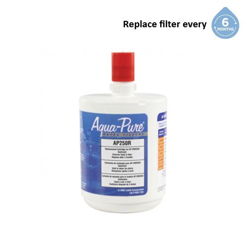 Filter i ujit per frigorifer