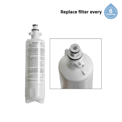Filter uji per Frigorifer Arcelik / Beko