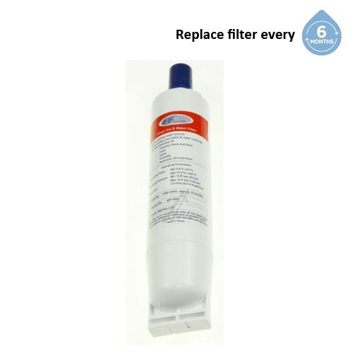 Filter uji per frigorifer Whirpool