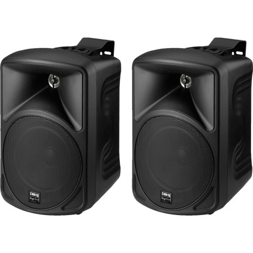 Pair of high-quality PA speakers, 30 W, 8 ΩPAB-58/SW