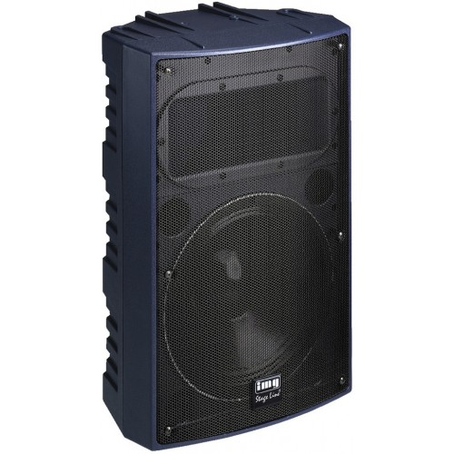 Professional PA speaker system, 250 W, 8 Ω PAB-512/BL