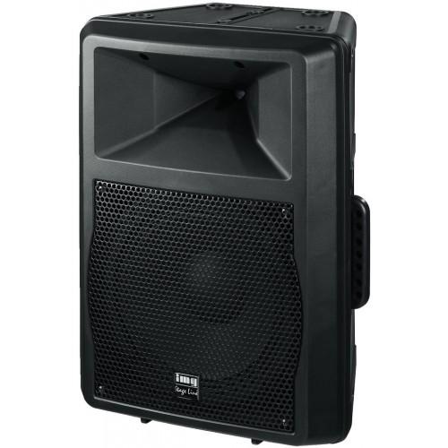 DJ and power speaker system, 200 W, 8 Ω PAB-110MK2