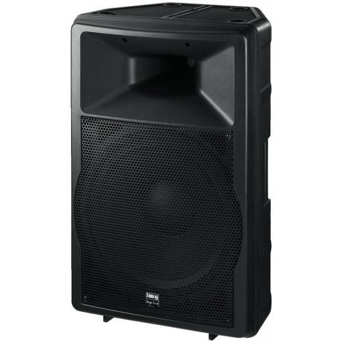 DJ and power speaker system, 300 W, 8 Ω PAB-115MK2