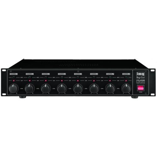 8-channel digital amplifier STA-850D