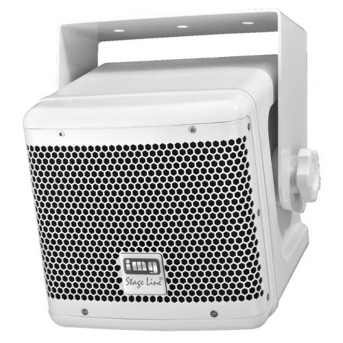 Weatherproof high-performance PA speaker system, 50 W PAB-52WP/WS