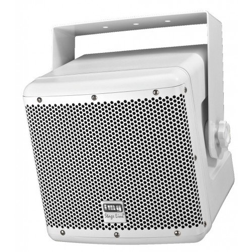 Weatherproof high-performance PA speaker system, 120 W PAB-82WP/WS