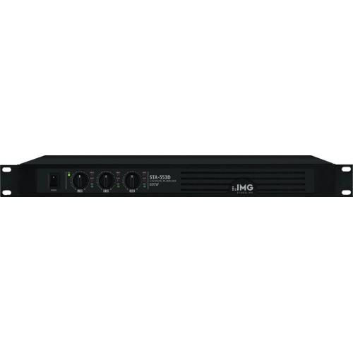 3-channel digital PA amplifier STA-553D