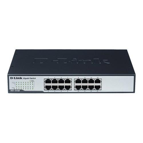 NET SWITCH 10/100/1000 16P D-LINK  (DESK)