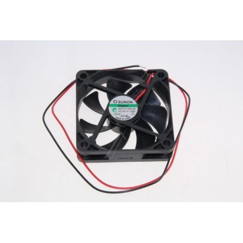 Ventilator per PC  12 V, 60x60x15mm