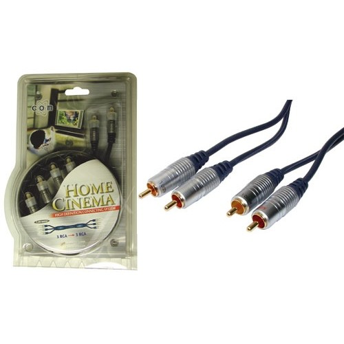 RCA kabell audio 3m