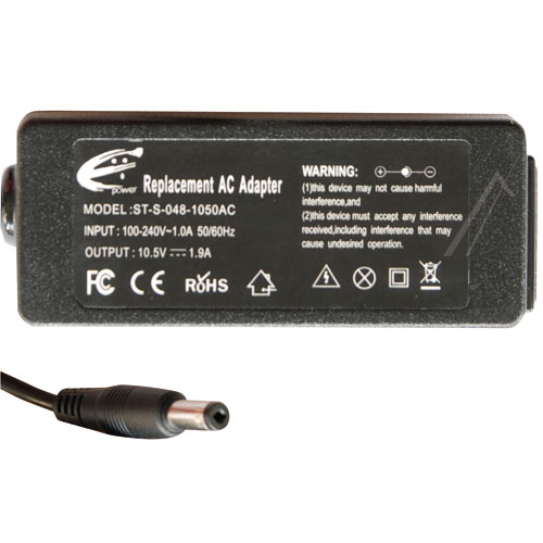 Adapter per Sony 10,5V 1,9A / 20W