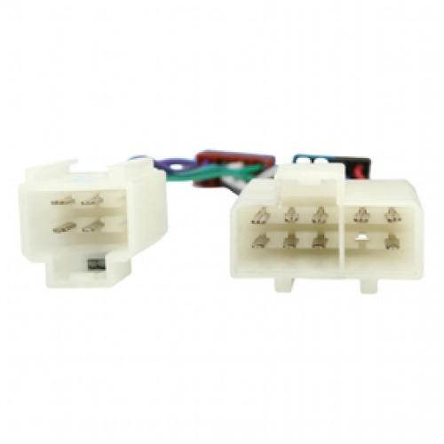 Adapter kabell per auto radio Nissan