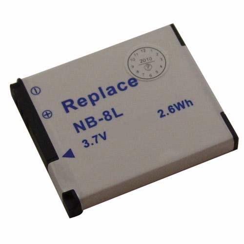 Bateri per Canon NB-8L