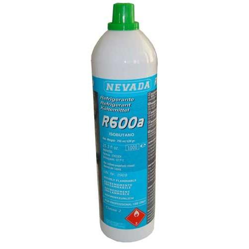 Gas R600 - ISOBUTAN