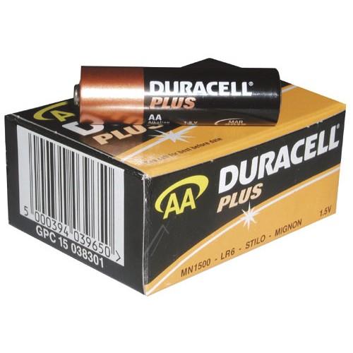 Duracell bateria Alkaline 1,5V 10 copa