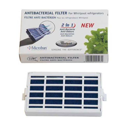 Filter ajri per frigorifer Whirpool