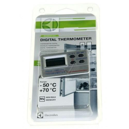 Termometer digjital me timer