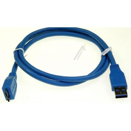 USB kabell 1m  A/B verzion 3.0
