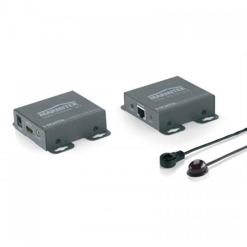 Bartes I sinjalit HDMI permes kablles internetit plus INFRA RED - deri 60m