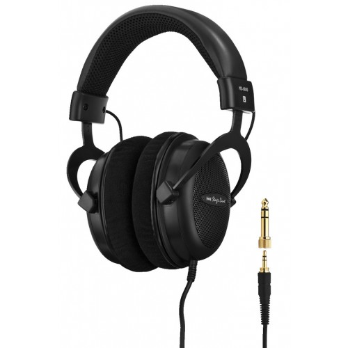 MD-6800 Professional DJ and hi-fi stereo headphones