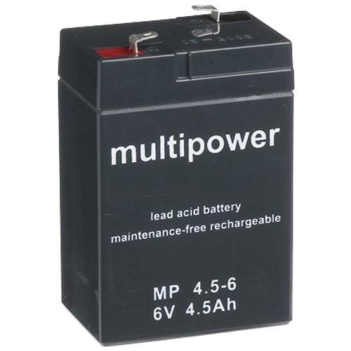 Bateri rimbushse 6V-4.5AH per paisje te ndryshme