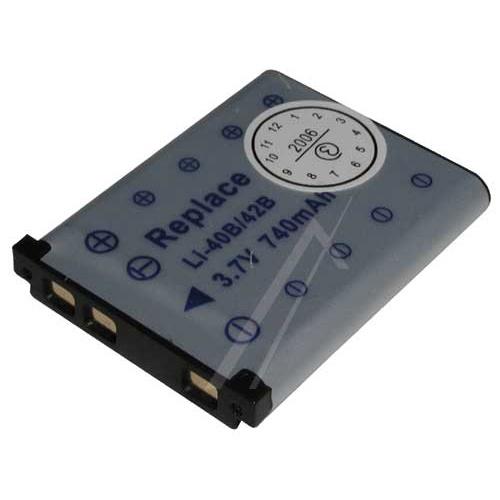 Bateri per fotoaparat Olympus