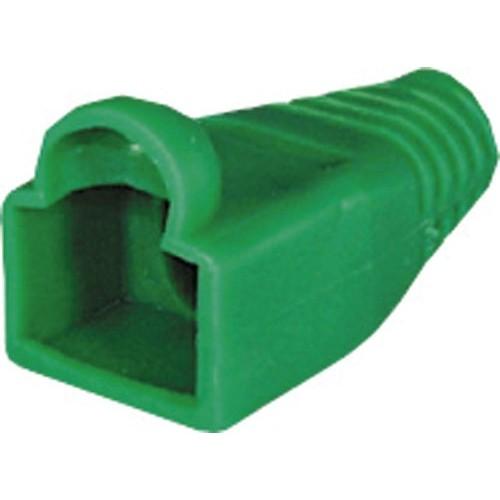 Gume konektori per shteker interneti me ngjyre te gjelbert