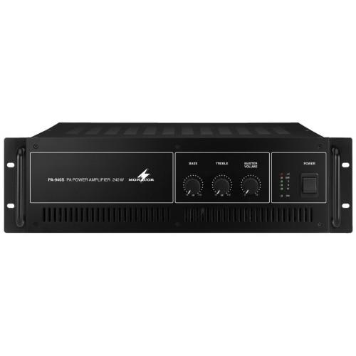 Mono PA power amplifier PA-940S