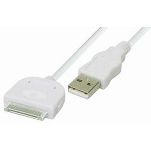 Kabell USB / IPOD 30 PIN 1,5Meter