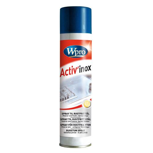 IWC400 INOX & WINDOWS CLEANER AEROSOL 400 ML