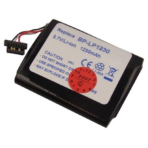 Bateri per PDAA37085 3,7V-1230MAH LI-ION PDA-AKKU MITAC