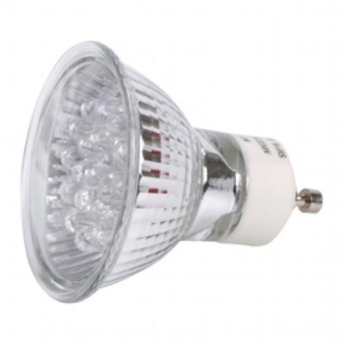 Llampe me LED e kaltert GU10 220V