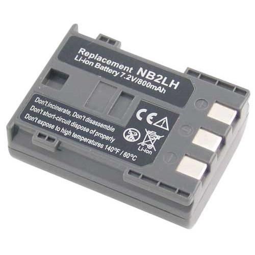 Bateri per kamere Canon NB-2L / NB-2LH / BP-2LH