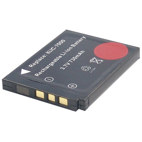 Bateri per fotoaparat Kodak KLIC-7000